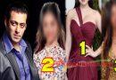 फिल्म 'भारत' में एक नहीं बल्कि तीन मशहूर एक्ट्रेसेस के साथ रोमांस करते दिखेंगे सलमान खान