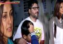 अस्पताल के बाहर ही सोनाली बेंद्रे समेत रो पड़ा उनका परिवार, सामने आया ये वीडियो
