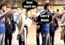 वीडियो: सेल्फी लेते समय करीब आ गया फैन, फिर सारा ने किया ऐसा बर्ताव