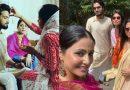 एक्ट्रेस हिना खान ने बॉयफ्रेंड रॉकी के घर मनाया रक्षा बंधन का त्यौहार, देखें तस्वीरें