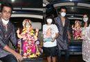 सोनू सूद ने 'गणपति बप्पा' का किया विसर्जन, परिवार संग काफी खुश नज़र आए अभिनेता, देखें तस्वीरें
