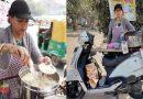 बेटी को पालने के लिए स्कूटी पर राजमा-चावल बेचतीं हैं सरिता, गरीब लोगों को फ्री में देती है खाना