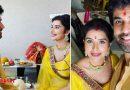 चारु असोपा ने पति राजीव सेन के साथ मनाई नवरात्रि, पूजा और कलश स्थापना की ये खूबसूरत फ़ोटोज़ की शेयर