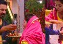 बिग बॉस के घर में पहली बार रुबीना ने पति अभिनव के साथ इस अंदाज में मनाया करवाचौथ ,देखें तस्वीरे
