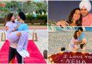 दुबई से सामने आई रोहनप्रीत और नेहा की हनीमून की तस्वीरें, एक दुसरे पर कुछ यूँ प्यार लुटाते आये नजर