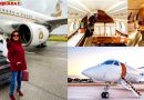 नीता अम्बानी का ये 230 करोड़  का शाही विमान किसी आलीशान महल से कम नहीं है ,देखें  इसकी इनसाइड तस्वीरे