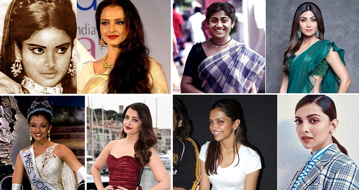 These 8 beauties had once stepped into Bollywood with such a bad face, made a complete metamorphosis on the basis of money