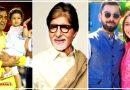 अमिताभ बच्चन ने विराट अनुष्का को बेटी के जन्म पर दी बधाई  ,धोनी की बेटी के लिए कही ऐसी बात