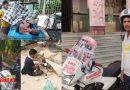गरीब और लाचार लोगों के लिए मसीहा बन चुका है अमन, अपनी बाइक एंबुलेंस से देता है फ्री सेवा