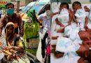 नार्मल डिलीवरी से एक माँ ने दिया एक साथ 5 बच्चों को जन्म  ,पति ने बताया सब इश्वर की दया है