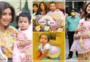 शिल्पा शेट्टी ने इस अंदाज में सेलिब्रेट किया अपनी लाडली  बेटी समीशा का पहला जन्मदिन ,वायरल हुई तस्वीरे