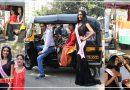 तिरंगा लिए पिता के ऑटो में बैठ कर समारोह पहुंची 'मिस इंडिया' की रनर अप मान्या सिंह, हर कोई कर रहा है सलाम