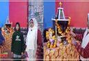ईश्वर की कृपा से बीमार बेटा हुआ ठीक तो मुस्लिम परिवार ने घर में मंदिर स्थापित कर शुरू की पूजा
