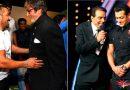 बॉलीवुड के इन 5 मशहूर दिग्गज अभिनेताओं के आगे सलमान खान भी झुकाते है अपना सिर ,नंबर 5 को तो मानते है अपने पिता के समान