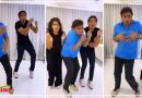'डोंट टच मी' सोंग पर बेटे और बेटी संग थिरके जॉनी लीवर के कदम, धांसू डांस का विडियो सोशल मीडिया पर हुआ वायरल