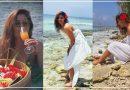 गोविंदा की भांजी आरती सिंह मालदीव में एन्जॉय कर रही हैं अपनी छुट्टियां, देखिए समंदर किनारे उनका कातिलाना अवतार