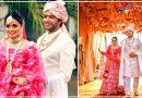 """कोरोना काल में """"ये जादू है जिन का"""" एक्टर विक्रम सिंह चौहान ने गर्लफ्रेंड स्नेहा संग रचाई शादी ,देखें खुबसूरत वेडिंग तस्वीरे"""