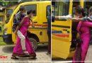 बहू ने पेश की अनोखी मिसाल! कोरोना संक्रमित ससुर को पीठपर उठाकर पहुंची अस्पताल, सब कर रहे हैं नमन