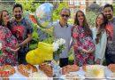 'एमटीवी रोडीज' के रणविजय की पत्नी बनने जा रही है माँ, गार्डन में शेयर की ये खूबसूरत बेबी शावर फ़ोटोज़