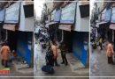 बेघर बुजुर्ग महिला के साथ दुकानदार करने लगा बदतमीजी, आर्मी जवान ने पकड़ी कॉलर और फिर… देखें Video