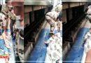 मेट्रो ट्रेन के नीचे आई लड़की की CISF जवान ने बचाई जान, अपनी वर्दी से ढका उसका शरीर, हर कोई कर रहा तारीफ